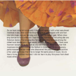 A picture from the booklet of The Dance Album