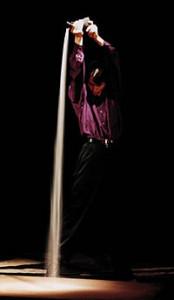 Guillem Alonso - the step dancer