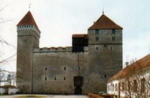 kuressaare castle front