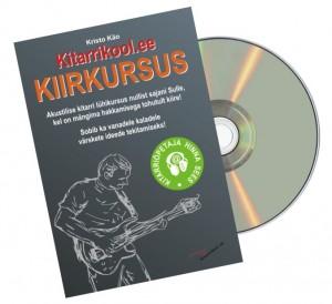 Guitar School QuickCourse DVD by Kristo Käo