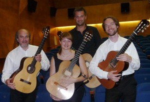 Tallinn Guitar Quartet