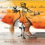 The Dance Album, design by Pelle Kalmo