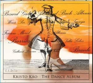 The Dance Album, design by Pelle Kalmo