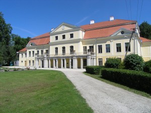 Vana-Vigala manor house