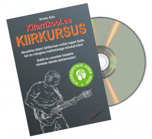Guitar School QuickCourse DVD by Kristo Käo